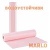 Водоустойчиви Еднократни Термопластични чаршафи на ролка светло розов - 58cm x 50m