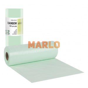 Дентални кърпички на ролка за защита на пациента - Зелени