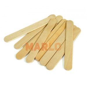 Нестерилни дървени шпатули за език 100 бр.