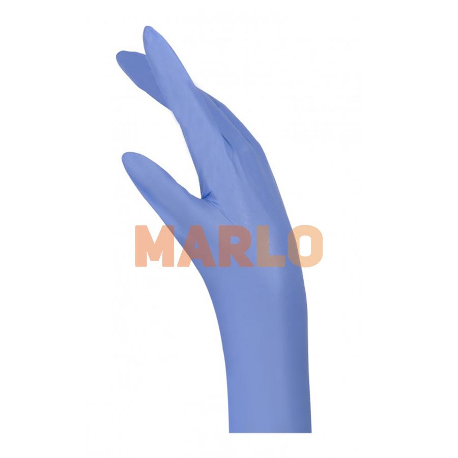 Нитрилни ръкавици 100 бр Сини