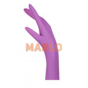 Нитрилни ръкавици 200 бр Розови
