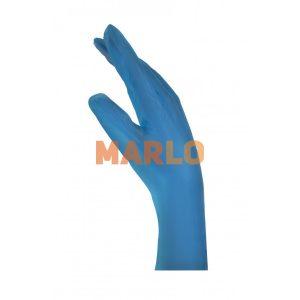 Винилови ръкавици 100 бр Сини