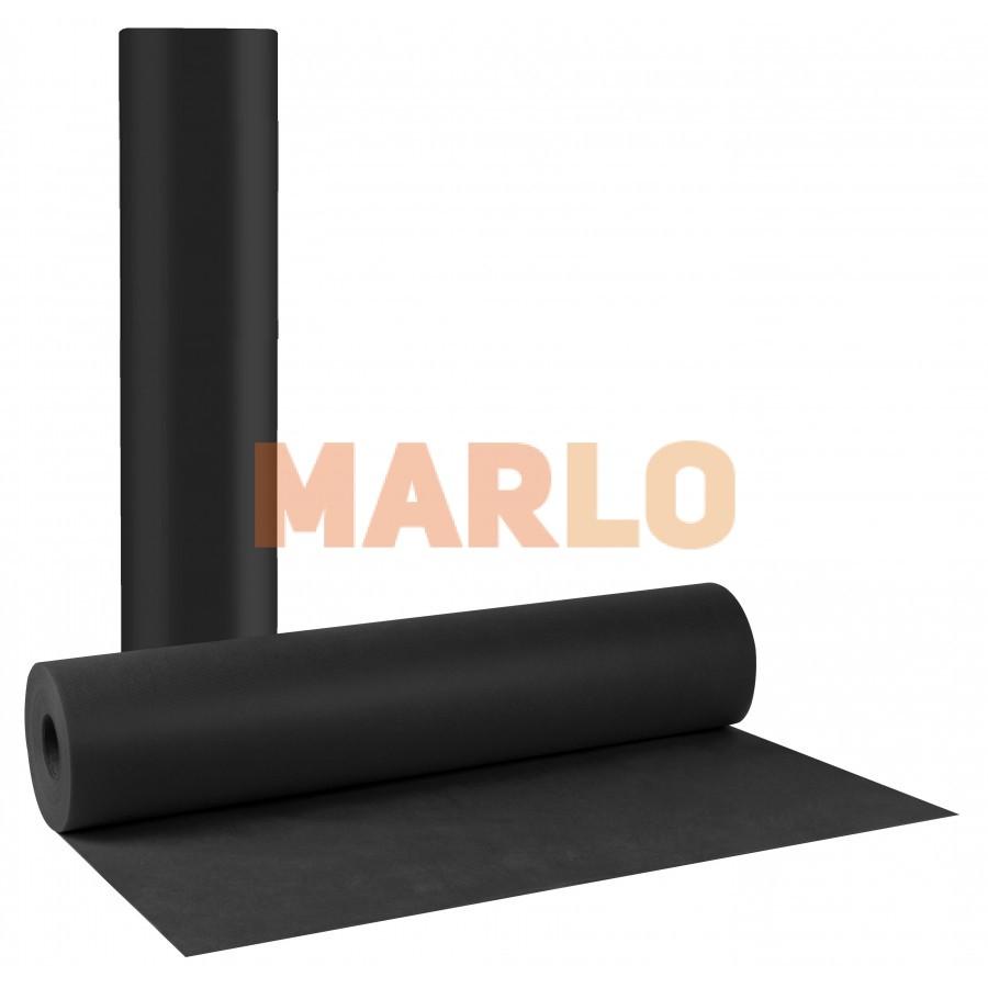 Еднократни TNT чаршафи на ролка Черни 20gr – 58cm x 70m
